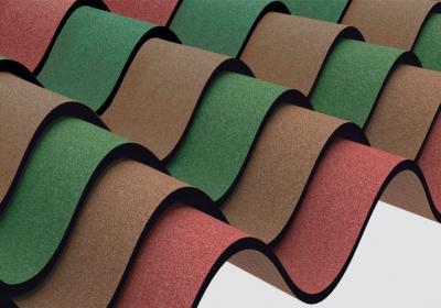 Монтаж или ремонт кровли (крыши) из ондулина (еврошифер)